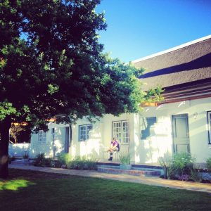 Historic Laborie Wine Estate. Pearl of the Paarl