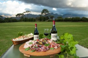 Shiraz and Charcuterie Festival at Anthonij Rupert wyne, Franschhoek, 28th May 12 pm - 5 pm