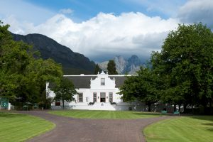 Grande Dame of Stellenbosch: Lanzerac Hotel & Spa