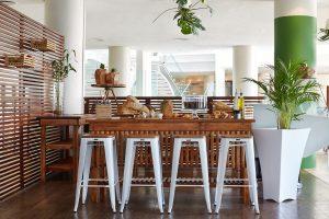 Deli counter in Botany Cafe, The President Hotel