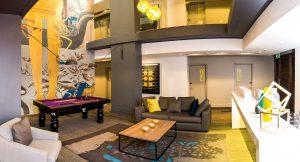 Gin & Snooker Lounge 2
