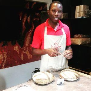 Ace baker Hatley Nyambara The Bakery @ Jordan