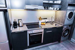Luxury Studio kitchen 1