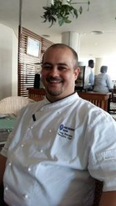 Executive chef Craig Paterson, The President Hotel
